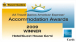 AA Accommodation Awards - Guest House - Victoria Place