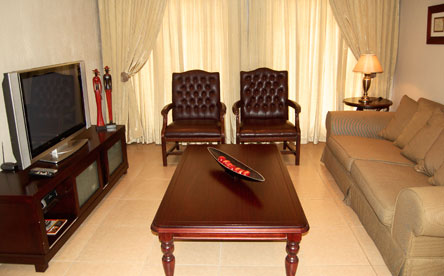 Presidential Suite - Victoria Place - Lounge